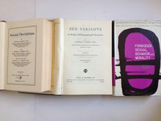 Sexology; L.S. London - Sexual Deviations  - 1960/1963