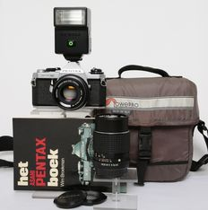 Asahi Pentax ME super from 1979 - 1984