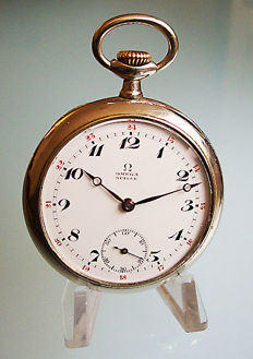 Omega men's pocket watch from circa 1930