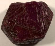 Red Ruby Natural Rough Specimen - 43,69 x 37,74 x 21,75 mm - 466,60 ct
