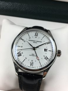 Frederique Constant Classics Index GMT automatic, ref.: FC-350S5B6 – men's watch