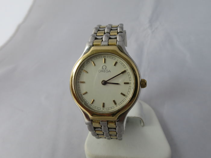 Omega De Ville Symbol – women's watch – late 1980s.