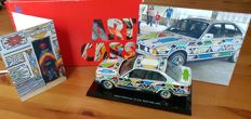 Paul's Model Art - Scale 1/24 -  BMW Art Cars Esther Mahlangu 1991