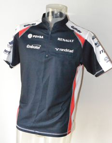 Williams F1 Team / Driver Shirt by McGregor > Team Only !
