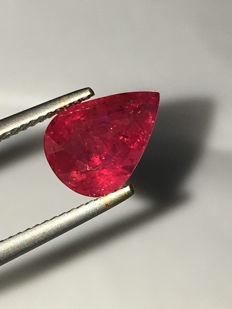 Ruby - 3.68 ct
