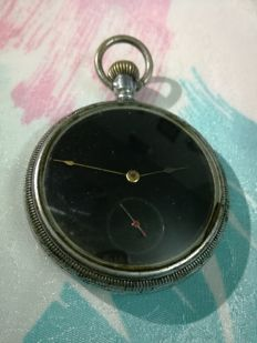 Waltham Military Pocket Watch 16 s 1940. Serial number 31475290.