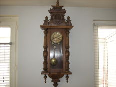 Junghans Carriage Clock - End of 19th century.