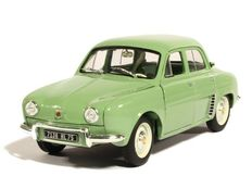 Norev - Scale 1/18 - Renault Dauphine 1958 - Green