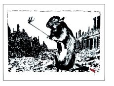 Blek Le Rat - After the apocalypse
