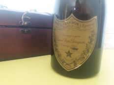 1962 Champagne Dom Perignon - 1 bottle (75cl) with wood box