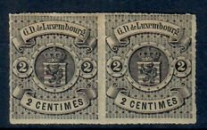 Luxembourg 1850/1950 - Collection on cards