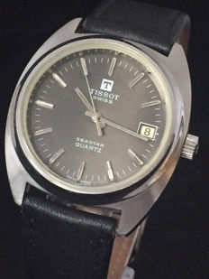Tissot Seastar quartz – Wristwatch – Late 1970s
