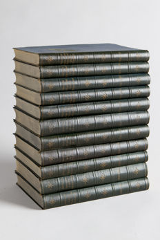 Upton Sinclair - Lanny Budd - 11 volumes - not dated.