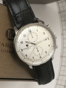 Edward East - Chronograph - 2017 - unworn, in mint condition - Mężczyzna