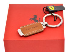 Ferrari official key-holder key holder steel new in box