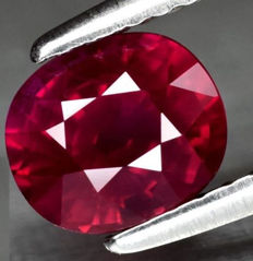 Ruby - 1.21 ct