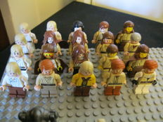 Star Wars - 45 Lego mini figures