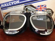 Halcyon MK 9 de Luxe  goggle  Brand New in box made in England