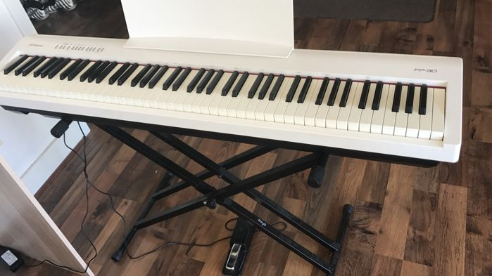 Roland Fp 30 Electronic Piano Catawiki