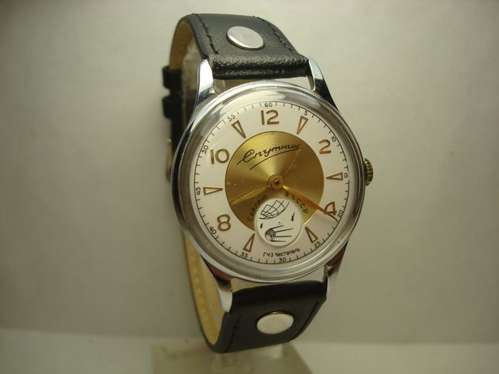 Sputnik (Wostok) ChChZ - Men`s watch - 1959 - USSR. Rare!