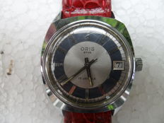 Oris Watch Co, - men´s wristwatch - 1950s
