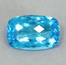 Swiss Blue Topaz – 34.66 ct