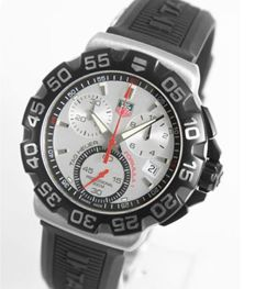 TAG Heuer Formula 1 Chronograph Ref. CAH1111 – Unisex – from 2008