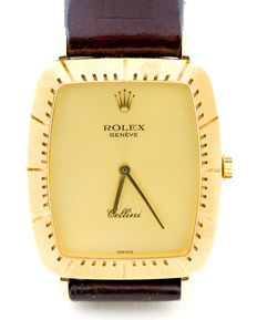 Rolex Cellini. Men's wristwatch. Circa 1980.