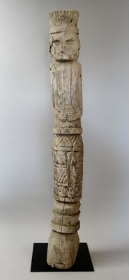 Large Grave post - SUMBA - Indonesia