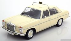 MCG Models - Scale 1/18 - Mercedes-Benz 220D/8 W115 Taxi - Colour: Beige