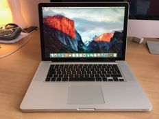 Apple MacBook Pro 15 inch 2,4GHz - 4GB RAM