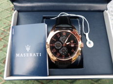 Maserati Mens Watch Pole Position R8871612002 - Wristwatch - unworn