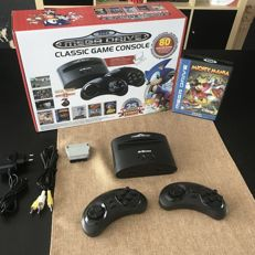 Sega Megadrive mini (80 games Installed) With extra game Mickey Mania