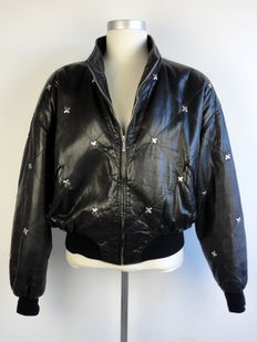 Ambiente – leather jacket – vintage