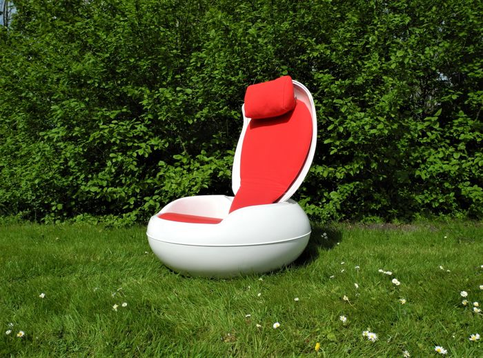Peter Ghyzcy door Ghyzcy - Garden Egg Chair