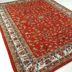 "Sarough – 290 x 197 cm – ""Oriental carpet in beautiful, nearly unused condition"""