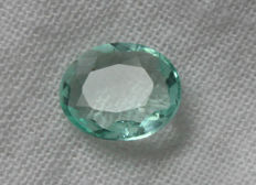 1.25 Ct Emerald - No Reserve Price