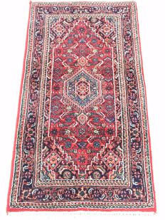 Fantastic Oriental carpet Bidjar - made end of the 20th century – 74 x 134 cm- from 1€