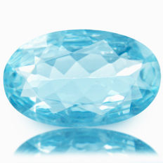 Aquamarine - 1.55 ct - No Reserve Price