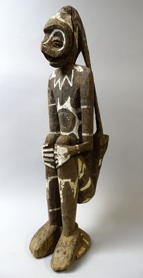 Large grade sculpture - SEPIK - Papua New-Guinea