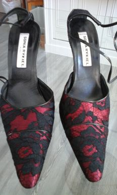 Sonia Rykiel - evening court shoes