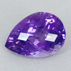 Amethyst – 23.84 ct No Reserve Price