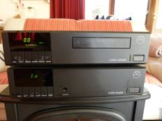 Linn Majik amplifier + Linn Mimik CD player + remote control