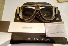 Louis Vuitton - Driving Goggles - Limited Edition - Unisex