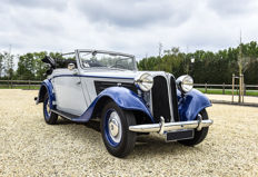 BMW - 319 Descapotable - 1936