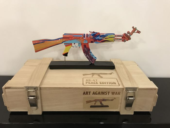 Ray Coster - Art Against War - Peace Edition Color
