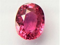 Pink sapphire - 2.04 ct