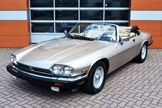 Jaguar - XJS 5.3 Convertible - 1991