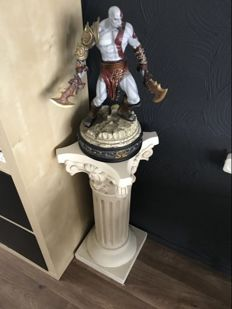 Kratos God Of War limited Statue