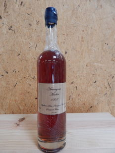 1967 Bas-Armagnac Mader - 1 Bottle